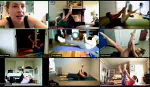 Mat Pilates Classes v Mat Pilates Programs
