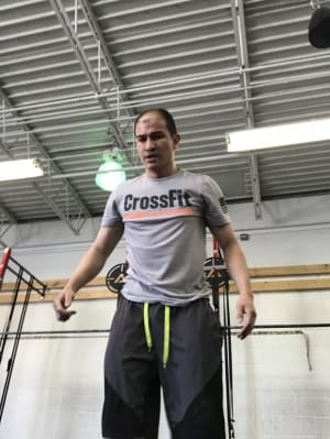 in 	 Lake Forest - CrossFit Lake Forest - Meet our July Athlete of the Month - David Lopez