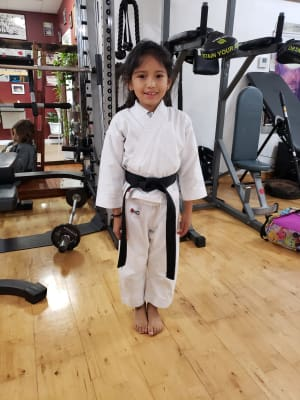 Meet this weeks Black Belt of the Week!!