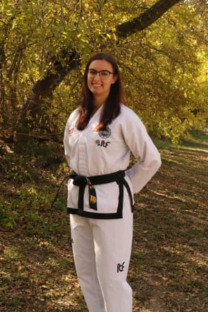 Mental Benefits of Taekwon-Do by Lillian Randall