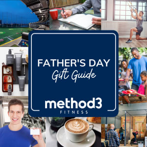 Method3 Fitness Father's Day Gift Guide
