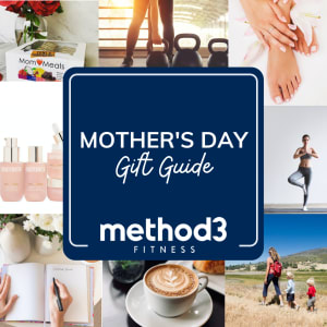 Method3 Fitness Mother's Day Gift Guide