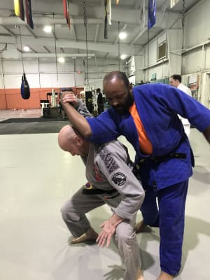 Move of the Week: The Diversity of Hapkido Seen Through the Tai Otoshi