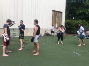 Muay Thai and Fitness at RIMA
