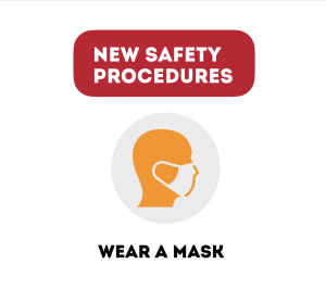 NEW SAFETY GUIDELINES & PROCEDURES