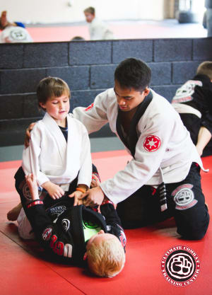 in Salt Lake City - Ultimate Combat Training Center - Why Kids Should Take Jiu Jitsu