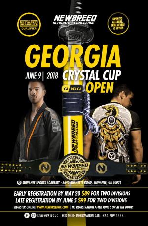 New Breed Jiu Jitsu Tournament