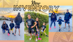 Check out our MCBJJ New Inventory!!!