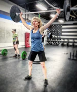 CrossFit in Fort Collins - Yeti Cave CrossFit - Nikki Walton is the April Member of the Month!