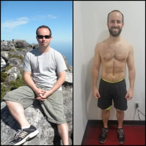 Personal Training in Harrison - Power Health and Performance - November Client of the Month: Dan