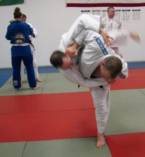 Oak Ridge Neighbors, Did you know you can reap the benefits of Judo here in the city?