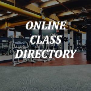 Online Class Directory