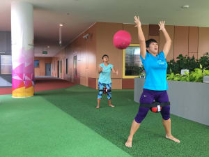Personal Training in Singapore - Mums In Sync