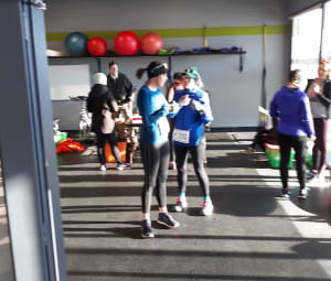 Personal Training in Casper - Wyoming Athletic Club - Photos From The Windy City Striders Race 3/16/2019