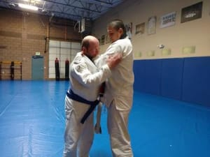 Private BJJ Lessons in Albuquerque, NM