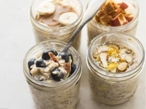 Recipe of the Week! Protein Overnight Oats