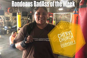 Rondeau's Kickboxing BadAss of the Week - Cheryl