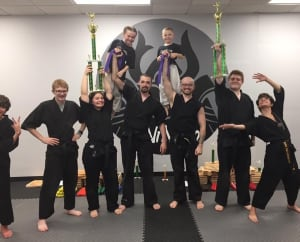 Ronin Hosts First Belt Promotions