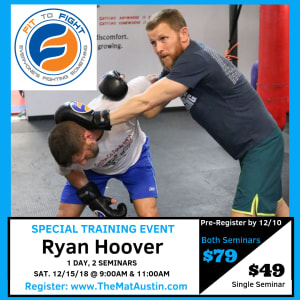 Ryan Hoover Training Event