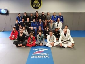 So You're The New Kid?:  What to expect on your first day of Jiu-Jitsu