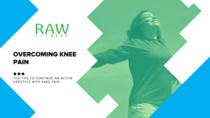 Staying Active with Knee Pain