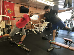 Personal Training in Costa Mesa - The Training Spot - Success Story: Javier | Personal Training Huntington Beach