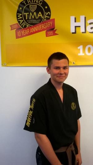 TMA Role Models - Sam Fraquelli - Teen Student