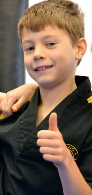 TMA Role Models - Zach Barnard (Cadet)