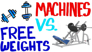 The 5 Biggest Mistakes People Make In The Gym- Mistake #2- Only Using the Weight Machines