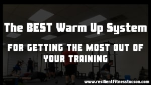 The BEST Warm Up System for Getting the Most Out of Your Training