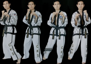 The Four Foundation Stances of Choi Kwang Do!