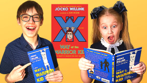 "The Keith Kids Review ""Way of the Warrior Kid"" by Jocko Willink"