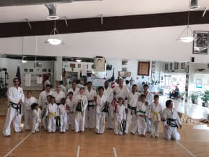 The Kick-A-Thon Was a Great Success! | Davie Martial Arts