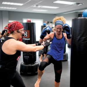The Unexpected Benefits of Kickboxing  ?