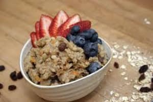 Tips and Ideas for Smart Food Choices: Spicy Breakfast Grains