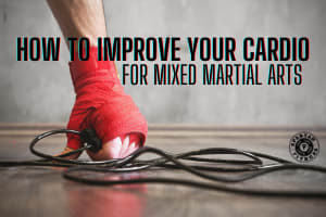 Tips to Improve Your Cardio for Mixed Martial Arts from Spartan Fitness MMA- Birmingham, AL