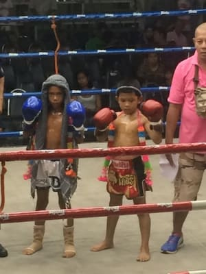 Training Muay Thai in Thailand 2018 (Part 16)