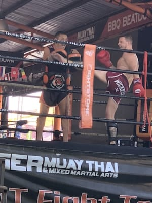 Training Muay Thai in Thailand 2018 (Part 19)