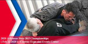 Upcoming AGF Conway BJJ Tournament