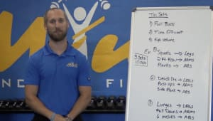 [VIDEO BLOG] How to Create the Perfect Fat Loss Workout