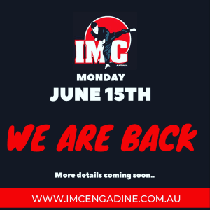 WE ARE BACK - IMC ENGADINE KARATE AND KICKBOXING CLASSES FOR KIDS AND ADULTS