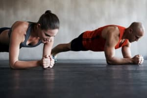 Want to master THE PLANK? Stop Making This Mistake!