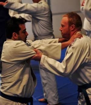 We Teach Gracie Jiu-Jitsu for Self-Defense