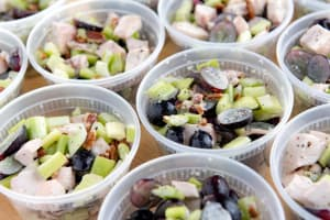 Nick Massie: Pecan Chicken Salad at RARE CrossFit, Fredericksburg, Spotsylvania, and Stafford's premier CrossFit Facility!