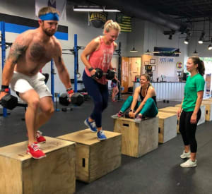 Weekly CrossFit Workouts Dec 17-21st