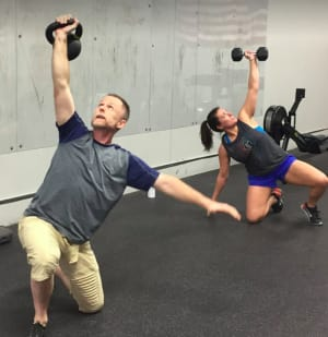 Weekly CrossFit Workouts Dec 24-28th