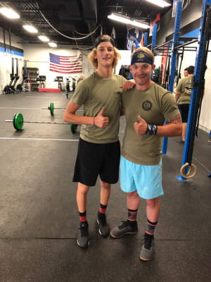 Weekly CrossFit  Workouts December 3-7th