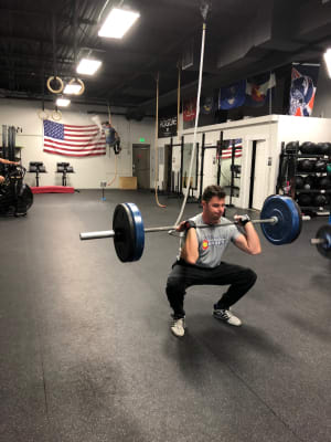 CrossFit in Fort Collins - Yeti Cave CrossFit - Weekly CrossFit Workouts Nov 19-23rd