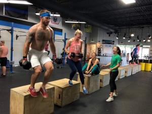 CrossFit in Fort Collins - Yeti Cave CrossFit - Weekly CrossFit Workouts Nov 26-30th