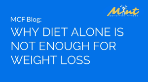 Why Diet Alone is Not Enough for Weight Loss